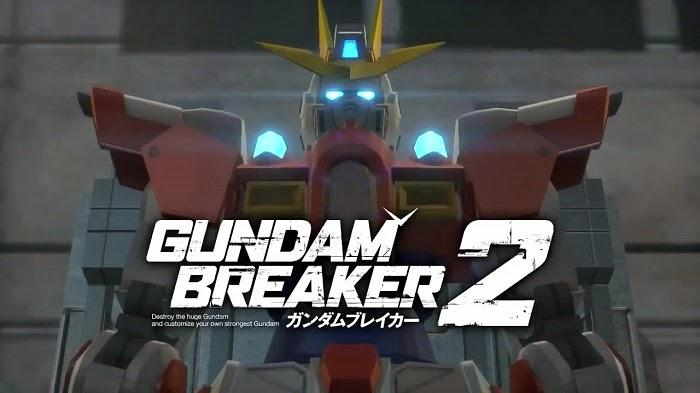 [ Info-Anime ] Trailer Terbaru Gundam Breaker 2 Perlihatkan Gameplay Build Burning Gundam