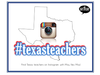 follow texas teachers on instagram