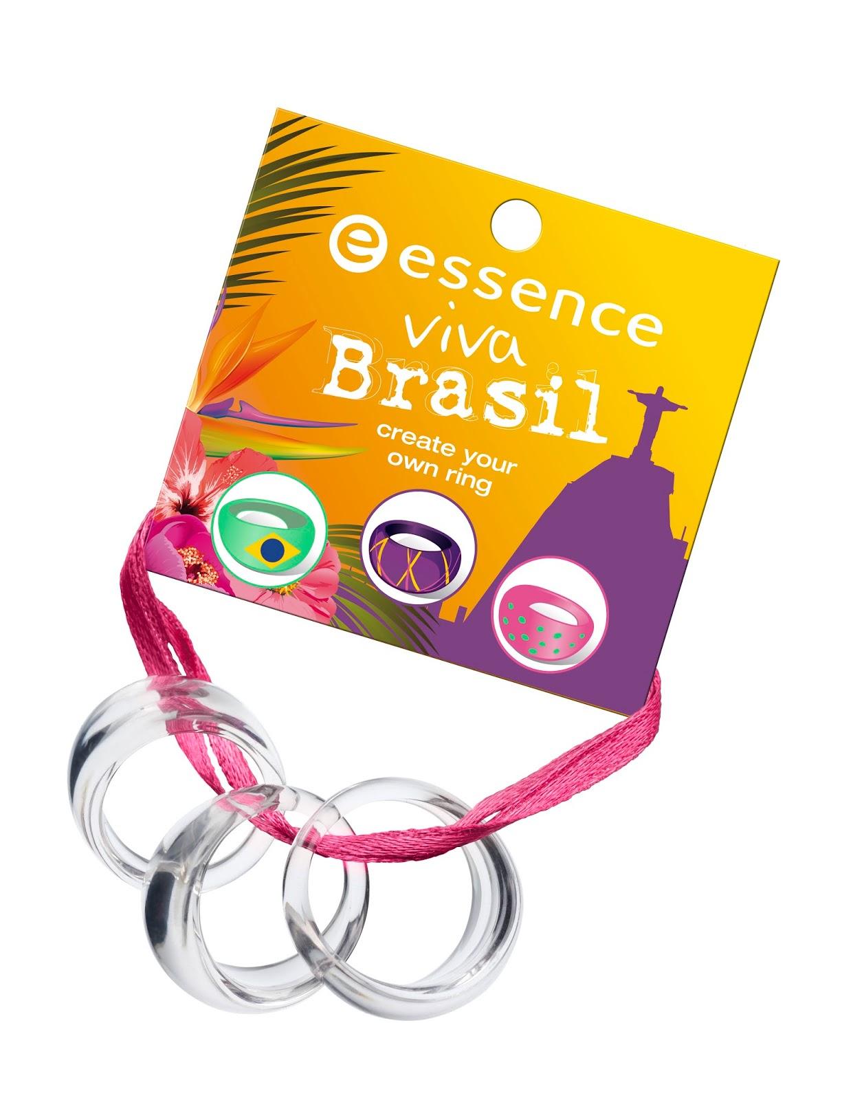 essence viva brasil – create your own ring