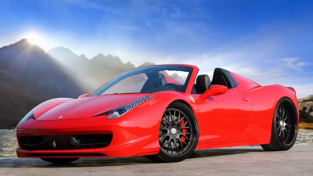 red ferrari wallpaper hd-#main