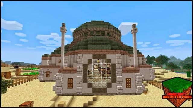 Underground Biomes Construct Mod Minecraft