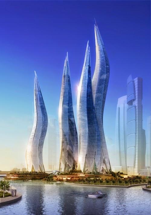 DUBAI TOWERS (The Lagoons) - Dubai