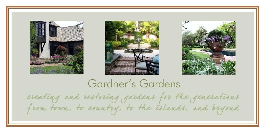 Glen r gardner landscape architect for Gardner landscaping