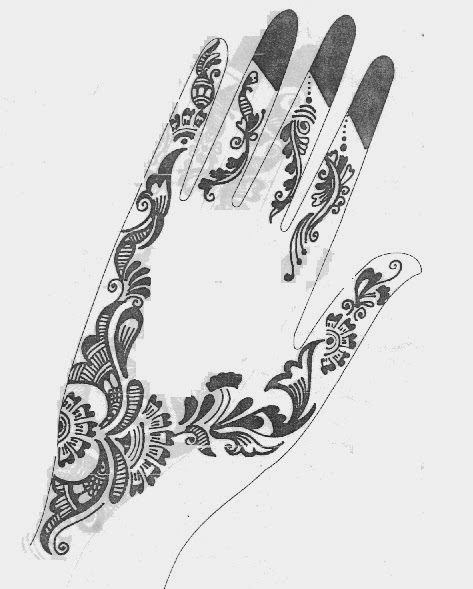 Mehndi For Practice : Mehandi art image s video