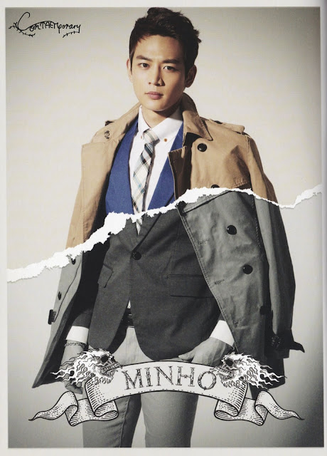 shinee minho boys meet u photobook pic 1