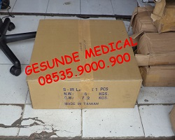 Packing Lampu Infra Red Standing