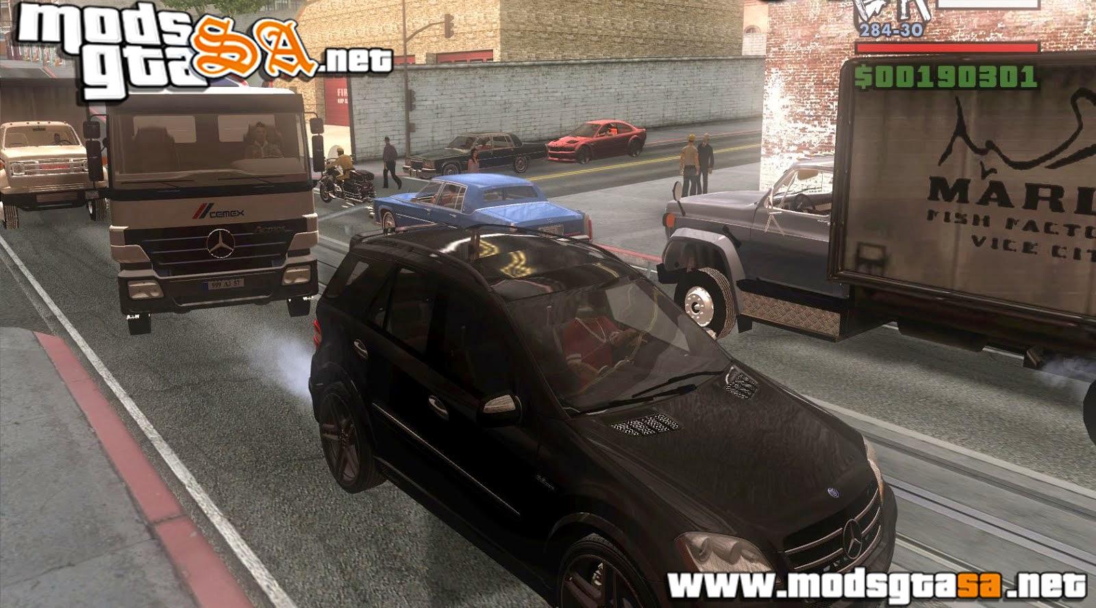 SA - Mod Traffic (Mais Tráfego nas Ruas)