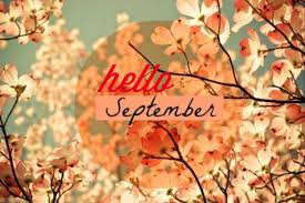 HELLO WONDERFUL SEPTEMBER