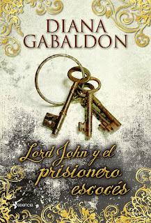 Lord John y el prisionero escocés de Diana Gabaldon