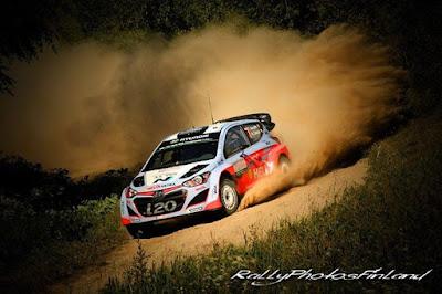 WRC LOTOS 72nd Rally Poland