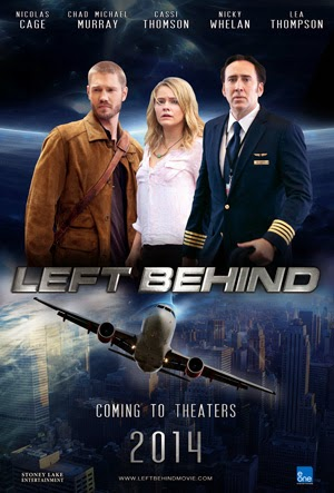 Left Behind 2014 poster