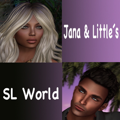 Jana & Little's SL World