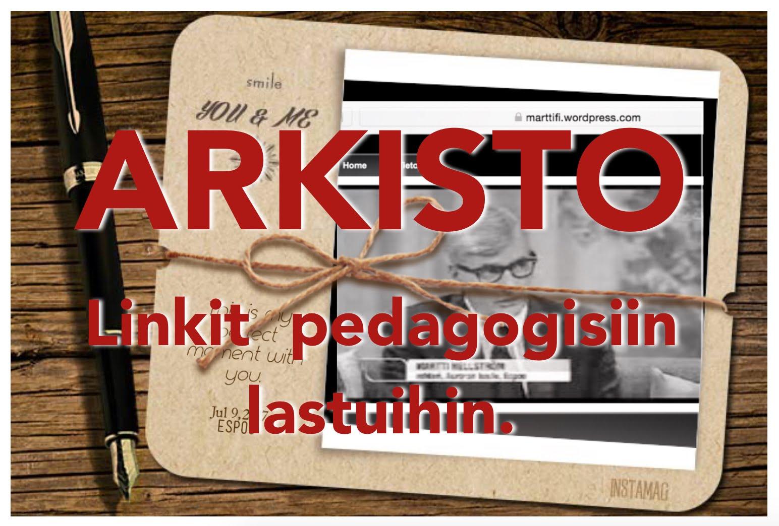 Arkisto 1