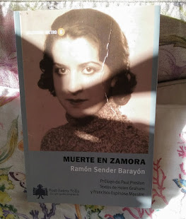 Participo en la presentación del libro en La Pantera Rossa, Zaragoza, día 12 de enero a las 19:30 h