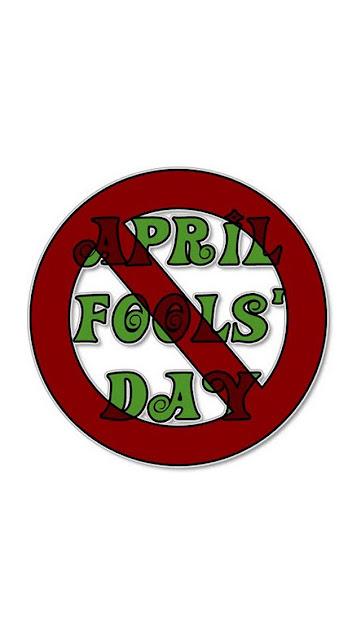 April Fools' iPhone 5 HD Wallpaper 10