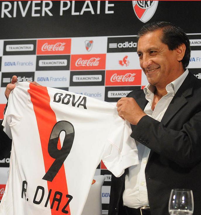 Volvio Ramon Diaz a River Plate 2012