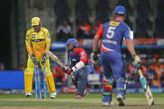 CSK vs DD t20 Scorecard, Chennai vs Delhi result,