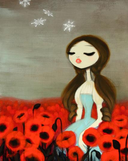 krista huot poppies
