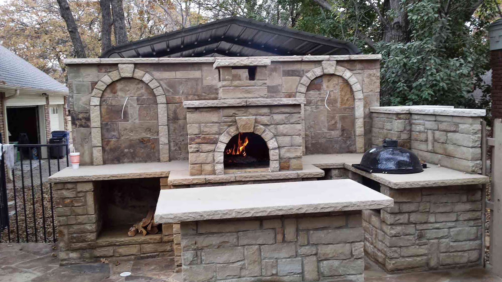 jumbuck charcoal pizza oven instructions