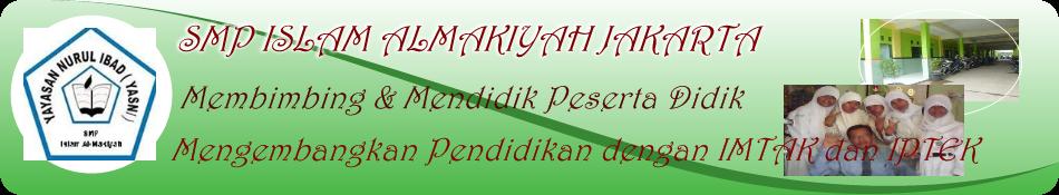 SMP  SWASTA  ISLAM  AL MAKIYAH