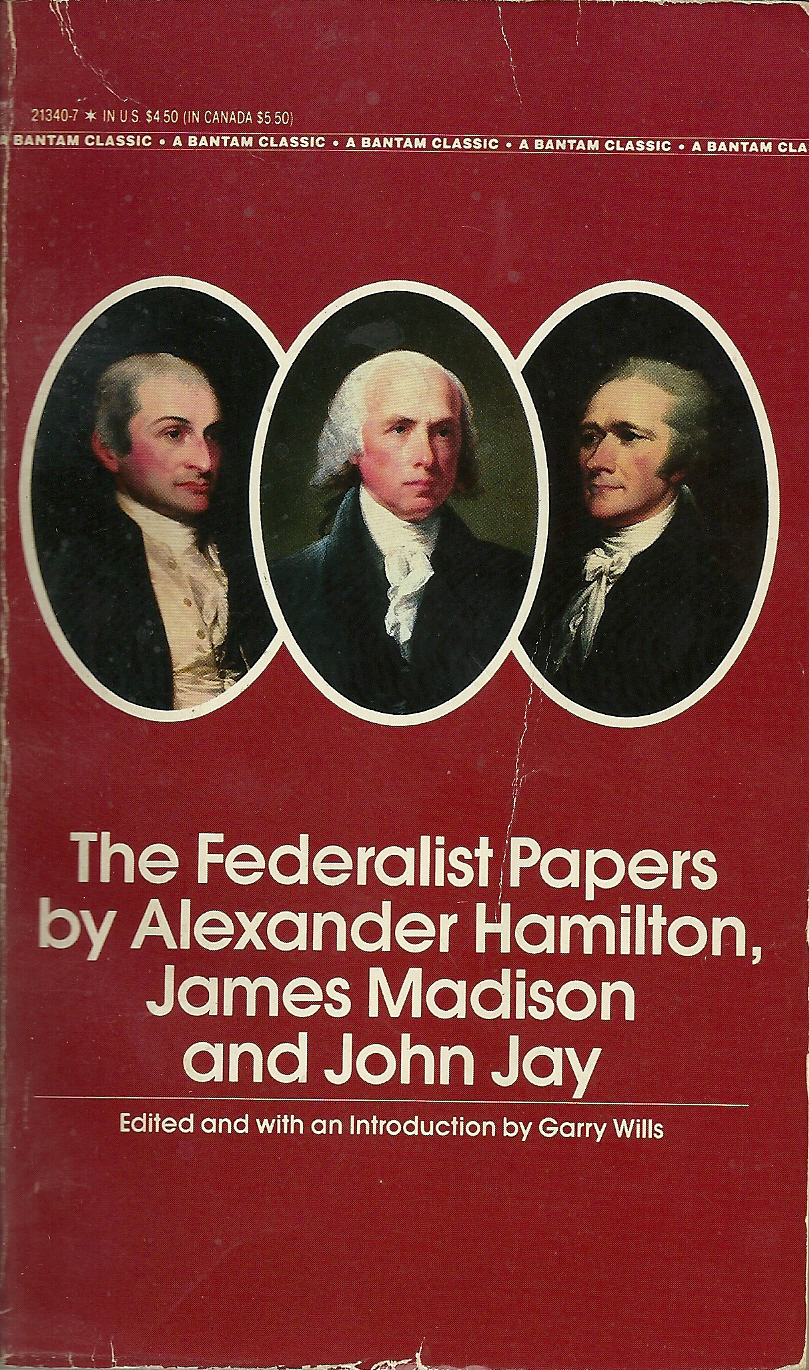 Federalist  James Madison Preventing A  Party System The Federalist Papers Federalist  James Madison On