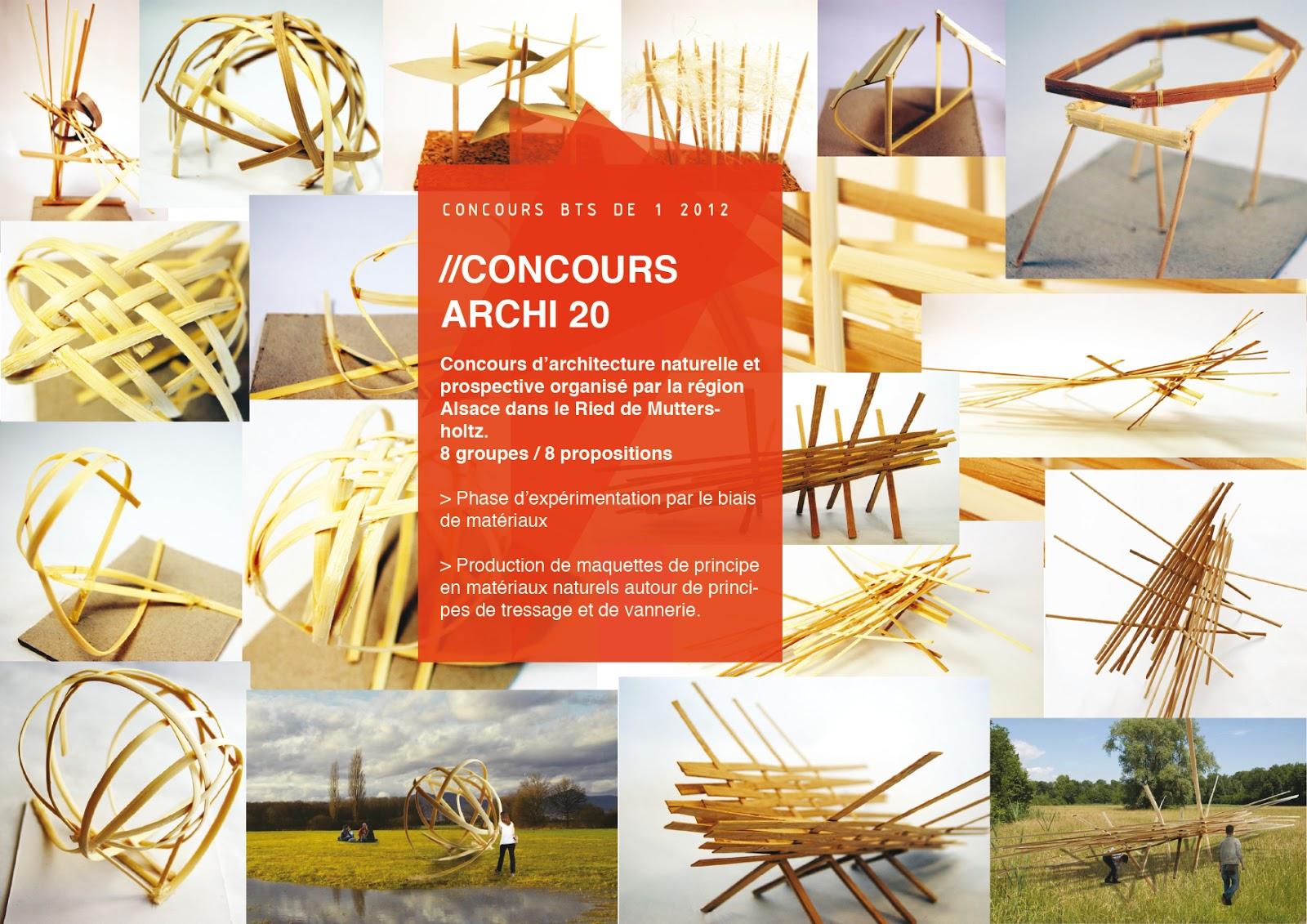 F vrier 2012 bts design d 39 espace orl ans for Espace 3 architecture