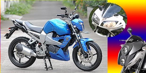 Modif Tenaga Yamaha Byson