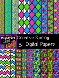 https://www.teacherspayteachers.com/Product/Creative-Spring-Papers-Creative-Clips-Digital-Clipart-1720518