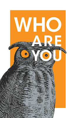 who are you owl poster