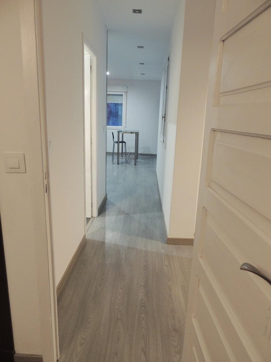 Proyecto Home Staging Para Liver Blanco Y De Madera ~ Color Paredes Para Puertas Blancas