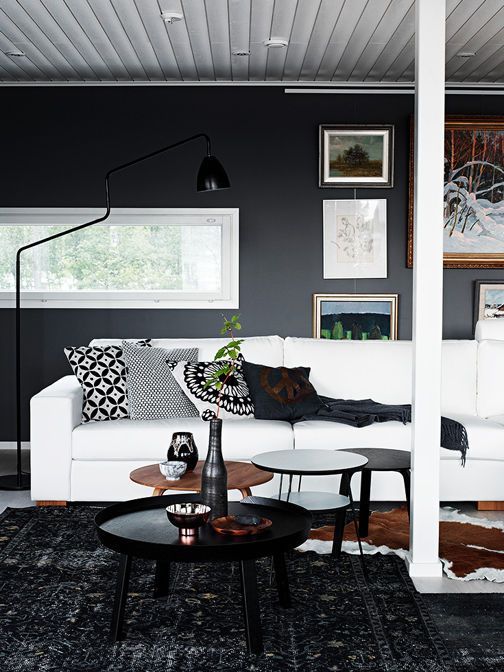 estilo escandinavo casa