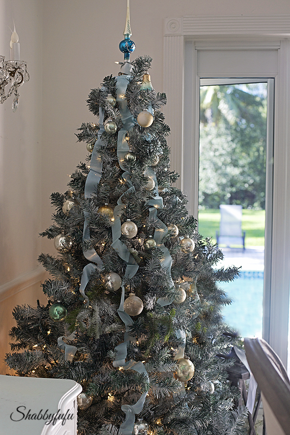 How To Revive An Old Christmas Tree Shabbyfufublog