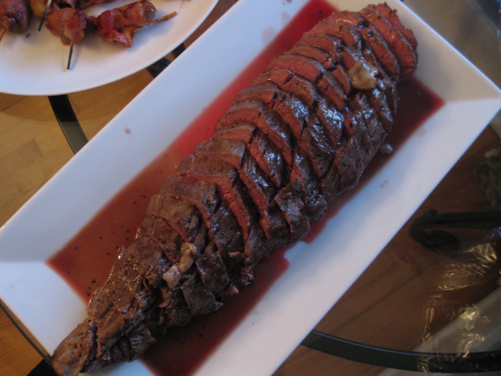 Beef Tenderloin With Bordelaise Sauce Page 417