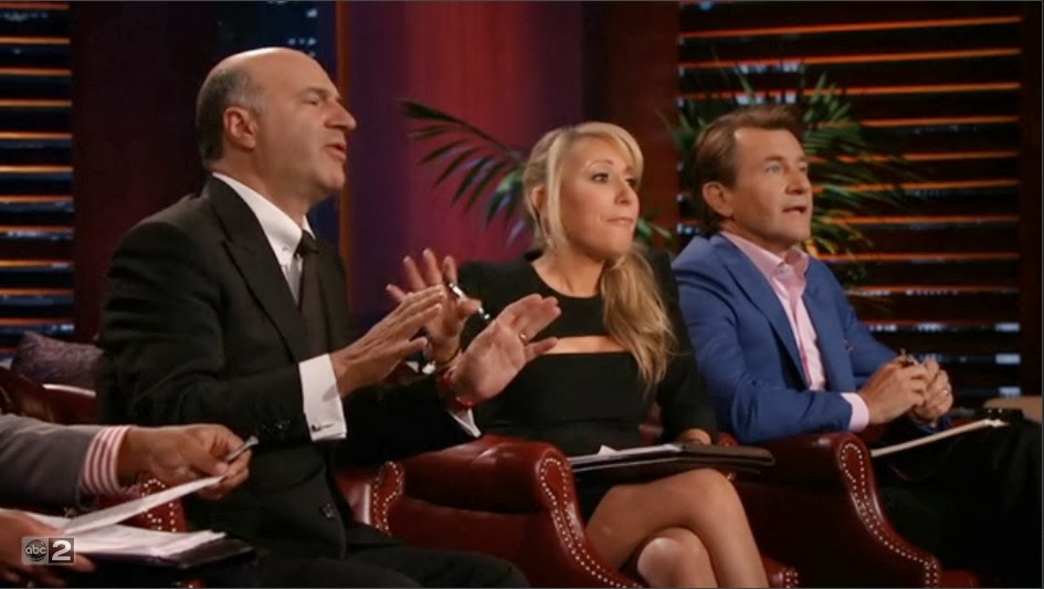 shark tank blog kevin o'leary and lori greiner