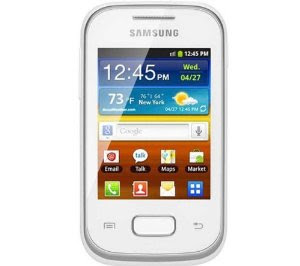 Phone Android Samsung Galaxy Pocket S5300 Unlocked GSM Review
