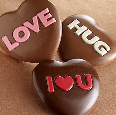 Valentine S Day Chocolate Heart Chocolate Box Valentines