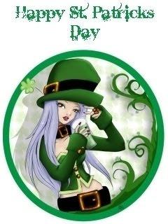 Happy St. Patricks Day čestitka download besplatne pozadine slike za mobitele