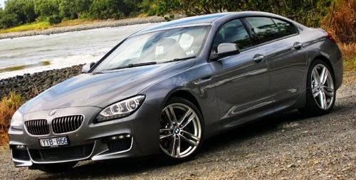 Harga Mobil BMW 640