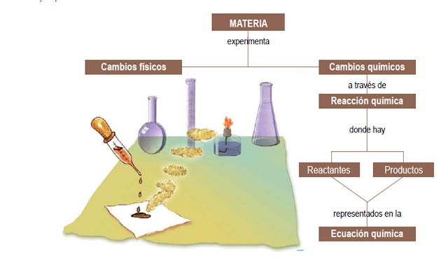 Las reacciones qu micas reacciones qu micas for Cambios quimicos en la cocina