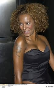 Your Africa Is Showing Hair Crush Mel B Aka Scary Spice