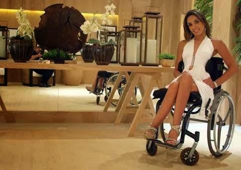 Mulher Cadeirante