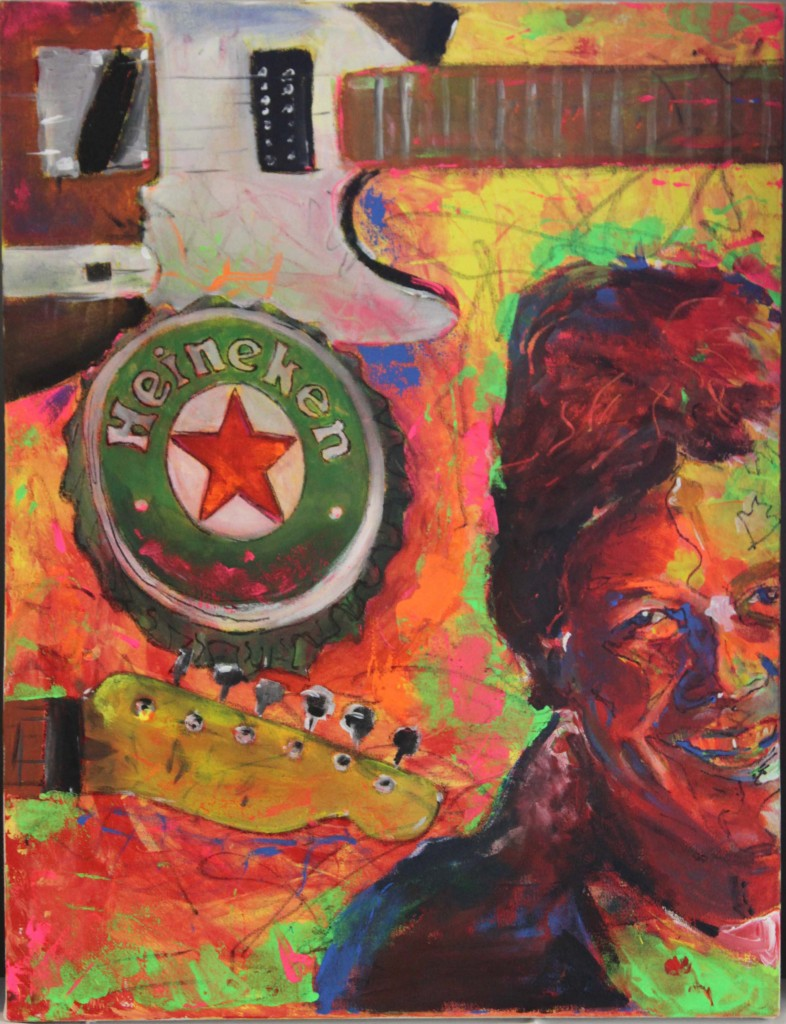 PR Heineken Jazz Fest - Jorge Laboy