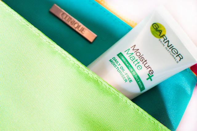 garnier moisture matte moisturiser