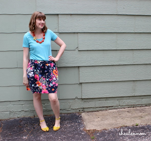 mixing bold bright colors for summer | www.shealennon.com