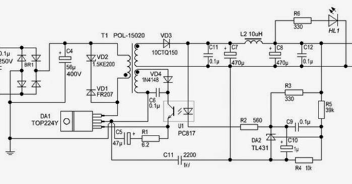 12 volt 2 a switching power supply wiring diagram schematic 12 volt 2 a switching power supply wiring diagram schematic schematic rise ccuart Choice Image