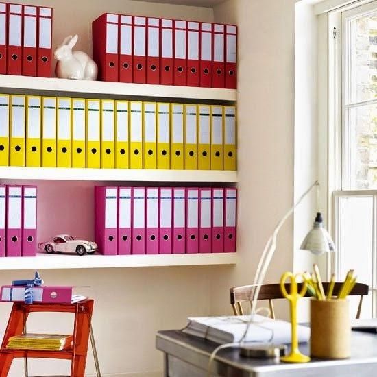 Célèbre 20 idées originales pour ranger son bureau à la maison EJ88