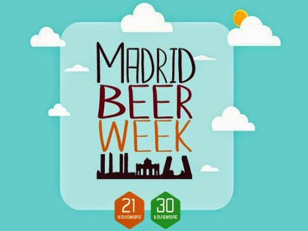 Arranca la Madrid Beer Week