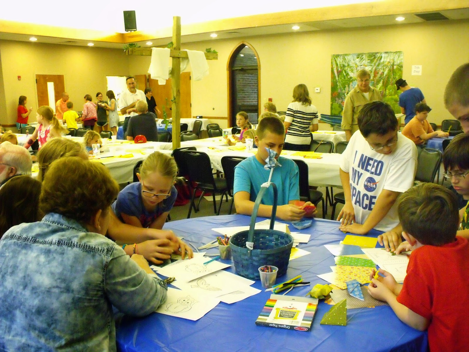 Vacation Bible School 2014: Trees of Faith