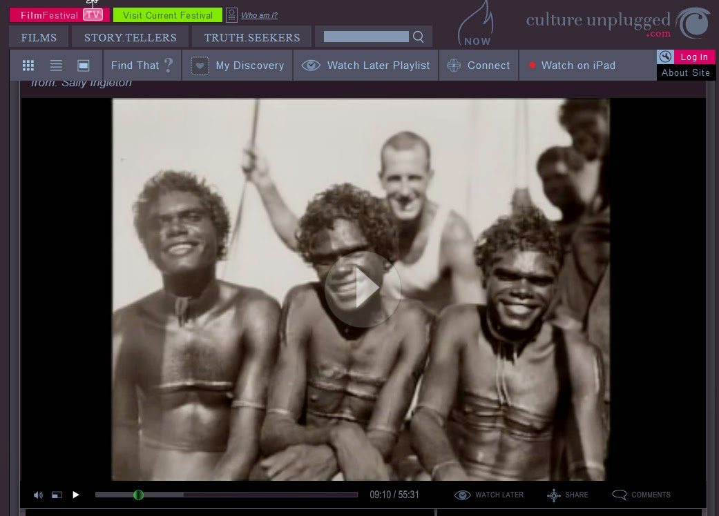 http://www.cultureunplugged.com/documentary/watch-online/play/5173/Thomson-of-Arnhem-Land