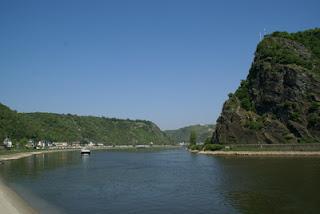 Loreley, Felsen, Rhein